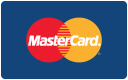 Payment by Mastercard accepted