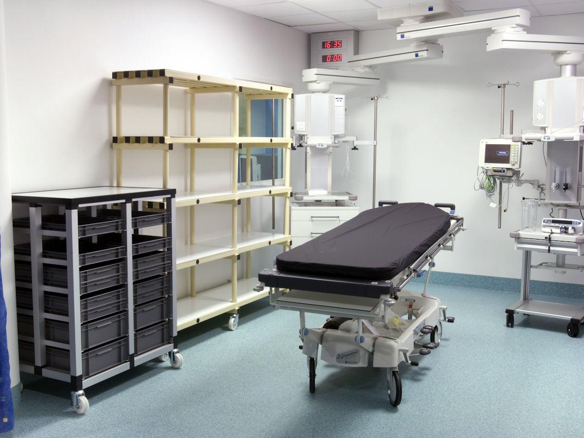 Hospitals & Operating Theatres